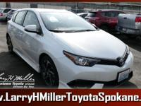 Only 11,632 Miles! This Toyota Corolla iM boasts a