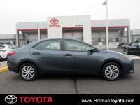 2018 Toyota Corolla LE, Toyota Certified, Front Wheel