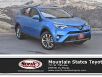Check out this 2018 Toyota RAV4 Limited. Its Automatic