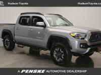 2018 Toyota Tacoma TRD Offroad Clean CARFAX. CARFAX