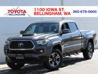 4X4 * TRD SPORT PACKAGE * LONG BED * AUTOMATIC * 17""