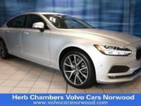 SERVICE WORK Service Work completed on this Volvo S90