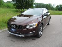 2018 Volvo V60 Cross Country. CARFAX One-Owner. Clean