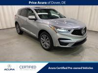 2019 Acura RDX Technology Package SH-AWD Recent