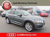 Audi Certified Pre-Owned2019 Audi Q5 Monsoon Gray