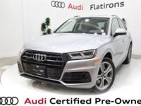 Audi Certified Pre-Owned, CARFAX 1-Owner, Dealer