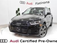 Audi Certified Pre-Owned, All Wheel Drive!!, CARFAX