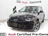 Audi Certified Pre-Owned, CARFAX 1-Owner, Clean CARFAX,