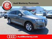 Audi Certified Pre-Owned2019 Audi Q7 Samurai Gray