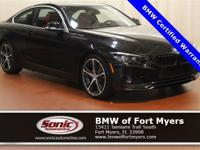 This Certified Pre-Owned 2019 BMW 430i comes complete