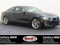 * BMW Certified Pre-Owned * This 2019 BMW 430i Coupe is