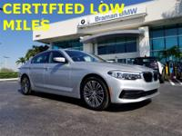 One-Owner Clean CARFAX Report, LOW LOW MILES, SPORT