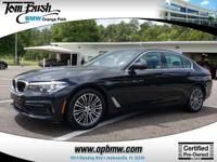BMW Certified, GREAT MILES 8,805! Heated Leather Seats,