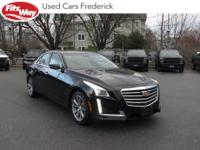 2019 Black Raven Cadillac CTS 8-Speed Automatic