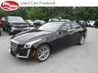 2019 Black Raven Cadillac CTS 8-Speed Automatic One