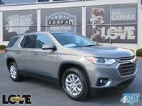 - - - 2019 Chevrolet Traverse FWD 4dr LT Leather w/3LT