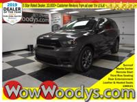 One owner! This Dodge Durango GT Plus Top options