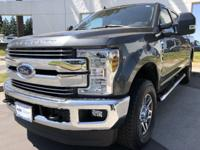 2019 Ford F-250SD Lariat Gray Certified.4WD.4WD 6.2L V8