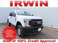 4WD! FORD CERTIFIED LOW MILES! LIKE NEW! LINE-X!