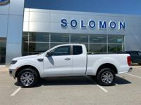 2019 FORD RANGER XLT SUPERCAB 4WD. 2.3 ECO BOOST, POWER