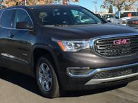Clean CARFAX. Certified. 2019 GMC Acadia SLE-1 AWD
