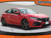 It's so easy at Honda of Greeley!2019 Honda Civic Sport