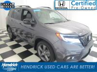 This Honda Passport is Certified Preowned! CARFAX