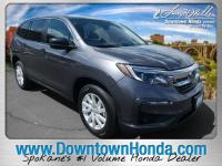 LHM Honda Spokane is pleased to be currently offering