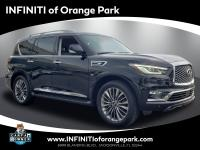 Used CERTIFIED PRE OWNED 2019 INFINITI QX80. ** DRIVE