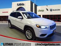 FUEL EFFICIENT 29 MPG Hwy/21 MPG City! Jeep Certified,