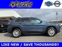 PRICED BELOW NADA RETAIL VALUE OF $23,575. CARFAX ONE