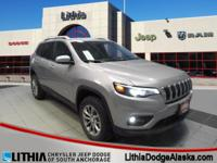 Jeep Certified, CARFAX 1-Owner, LOW MILES - 3,880! EPA