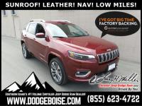 *** 4WD *** LEATHER *** LOW MILES *** FACTORY CERTIFIED