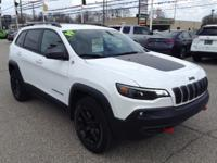 Recent Arrival! 2019 Jeep Cherokee Trailhawk Bright
