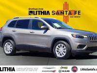 Latitude trim. CARFAX 1-Owner, Jeep Certified, GREAT