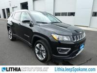 Jeep Certified, CARFAX 1-Owner. WAS $26,995, EPA 30 MPG