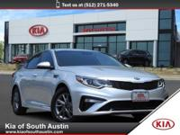 Kia of South Austin is excited to offer this 2019 Kia