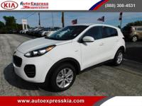 - - - 2019 Kia Sportage LX AWD - - -  4 Wheel Disc