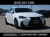 L/Certified! FSport! Only 7,556 Miles! Original MSRP