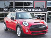 SAVE OVER $6,088 ON THIS CERTIFIED COOPER S with