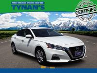 Embrace driving pleasure in our 2019 Nissan Altima S