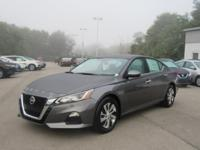 CarFax One Owner! This Nissan Altima is CERTIFIED! Low