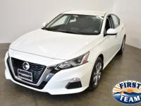 2019 Nissan Altima 2.5 S *NISSAN CERTIFIED*, *ONE