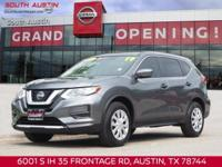 This 2019 Nissan Rogue S is proudly offered by South
