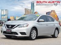 This 2019 Nissan Sentra S is offered to you for sale by