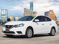 Check out this gently-used 2019 Nissan Sentra we