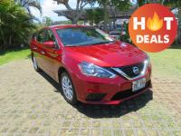 2019 Nissan Sentra SV FWD CVT with Xtronic 1.8L