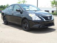 CARFAX One-Owner. Clean CARFAX.Super Black 2019 Nissan