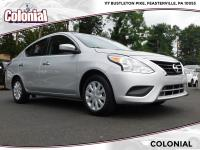 Check out this Certified Used 2019 Nissan Versa Sedan