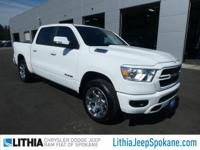 CARFAX 1-Owner, Ram Certified, ONLY 4,896 Miles! PRICE
